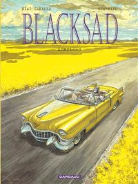 Blacksad. Volume 5, Amarillo