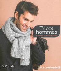 Tricot hommes : 30 pulls et accessoires