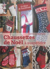 Chaussettes de Noël à suspendre