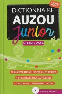 Dictionnaire Auzou junior : 7-11 ans, CE-CM