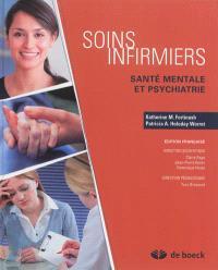 Soins infirmiers : santé mentale et psychiatrie : livre + guide d'étude + guide de stage