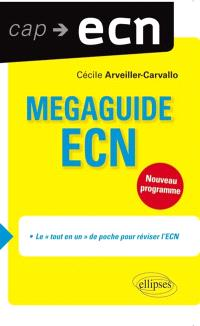 Megaguide ECN : nouveau programme