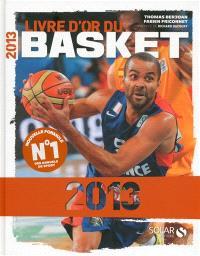Livre d'or du basket 2013