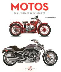 Motos : les modèles légendaires