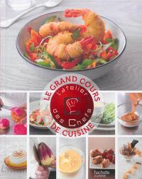 Le grand cours de cuisine de l'atelier des chefs