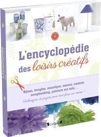 L'encyclopédie des loisirs créatifs
