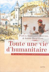 Toute une vie d'humanitaire : 50 ans de terrain d'un médecin-carnettiste