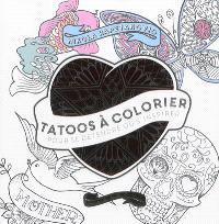 Tatoos à colorier : pour se détendre ou s'inspirer