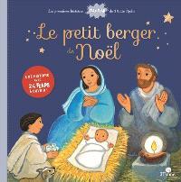 Le petit berger de Noël : une histoire avec 24 flaps à ouvrir