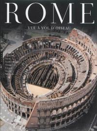 Rome vue à vol d'oiseau
