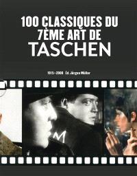 100 classiques du 7ème art de Taschen : 1915-2000