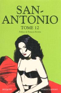 San-Antonio. Volume 12