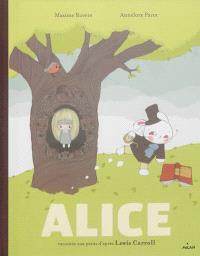 Alice : racontée aux petits