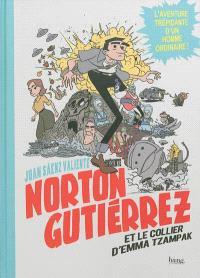 Norton Gutiérrez et le collier d'Emma Tzampak