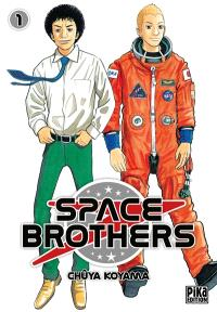 Space brothers. Volume 1