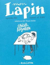 Mon lapin. n° 1, Spécial Angoulême