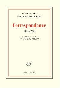 Correspondance : 1944-1958