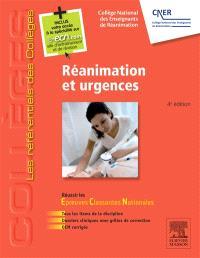 Réanimation et urgences