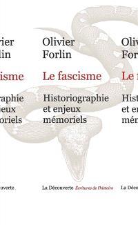 Le fascisme : historiographie et enjeux mémoriels