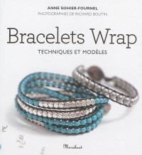 Bracelets wrap : techniques et modèles