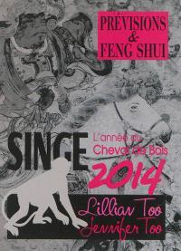 Singe 2014 : l'année du cheval de bois : prévisions & feng shui