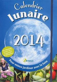 Calendrier lunaire 2014 : pour mieux jardiner avec la Lune