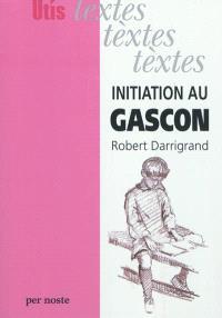 Initiation au gascon