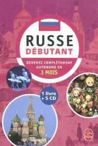 Russe débutant : 1 leçon par jour pendant 3 mois