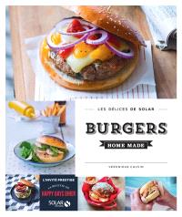 Burgers home made