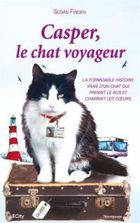 Casper, le chat voyageur