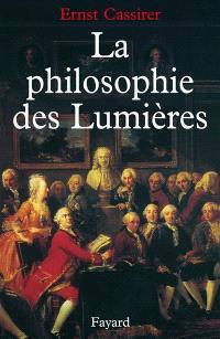 La philosophie des Lumières