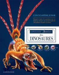 Larousse junior des dinosaures