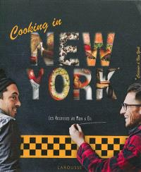 Cooking in New York