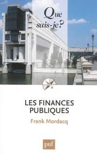 Les finances publiques