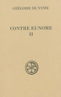 Contre Eunome. Volume 2