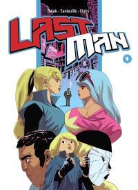 Last Man. Volume 4