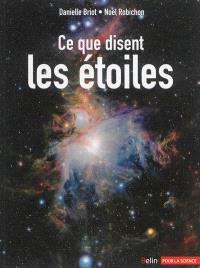 Ce que disent les étoiles