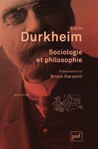 Sociologie et philosophie