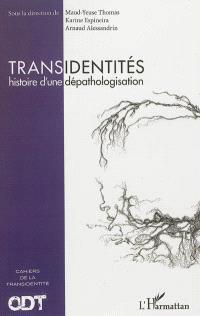 Transidentités : histoire d'une dépathologisation
