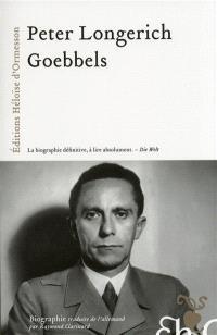 Goebbels : biographie