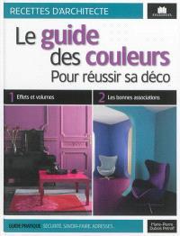 Le guide des couleurs : pour réussir sa déco