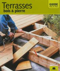 Terrasses : bois & pierre