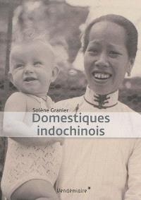 Domestiques indochinois