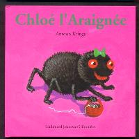 Chloe l'araignée