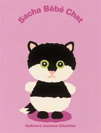 Sacha bébé chat