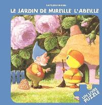 Le jardin de Mireille l'abeille : un livre-puzzle