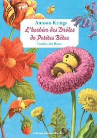 L'herbier des drôles de petites bêtes : l'atelier des fleurs