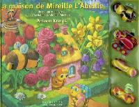 La maison de Mireille l'abeille : un pop-up et un livre, L'invitation de Mireille l'abeille