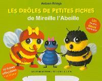 Les drôles de petites fiches de Mireille l'abeille