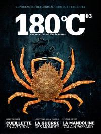 180 °C : des recettes et des hommes. n° 3